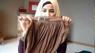 Fashion Haul : les soldes par une voilée | Maxi Skirt | Hijab  |