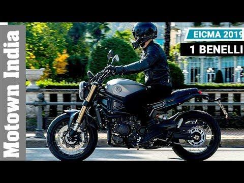 EICMA 2019 Part 1   Benelli launches Leoncino 800, 800 Trail