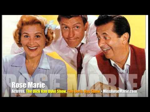 Rose Marie remembers Dick Van Dyke, Doris Day, more! INTERVIEW