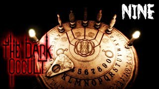 HOW TO USE A OUIJA BOARD! [9] - The Conjuring House PC Full Gameplay Walkthrough with Oshikorosu.