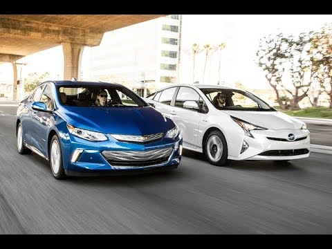 Is The New Chevy Volt Better Than A Prius