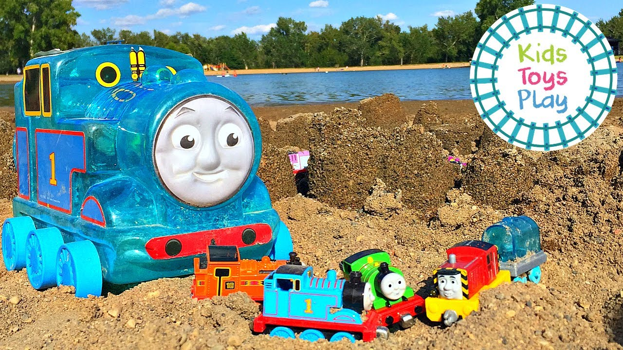 Thomas and Friends Sodor Storytime   Thomas and the Shark