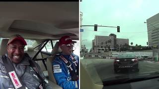 Pace Car Ride | Kevin Madsen | GPLB 2014 | SONY Action Cam
