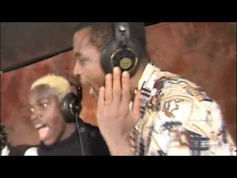 Frisbie and the African Football Stars - (Afro Guys In The House) Lively Up Africa