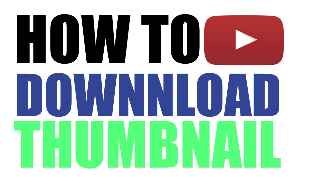 How to get the thumbnail of a YouTube video full size ...