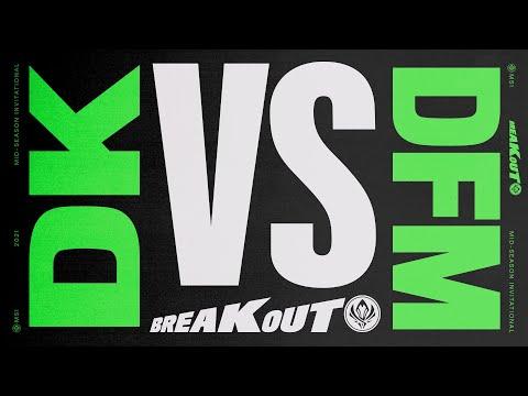 DK vs. DFM   그룹스테이지 Day3 매치 하이라이트   05.08   2021 MSI