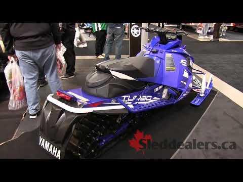 2019 Yamaha SRX Sidewinder Sled - YouTube