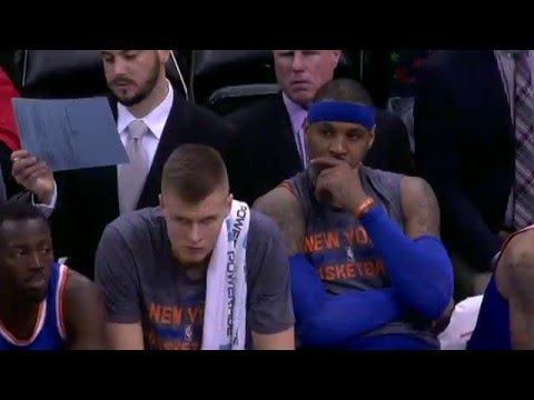 New York Knicks vs Utah Jazz - December 9, 2015