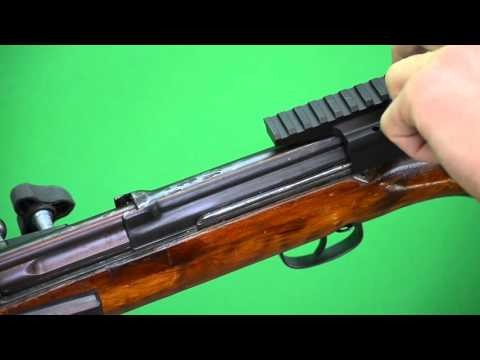 SVT40 Picatinny Smith-less Scope Mount Installation - Addley Precision