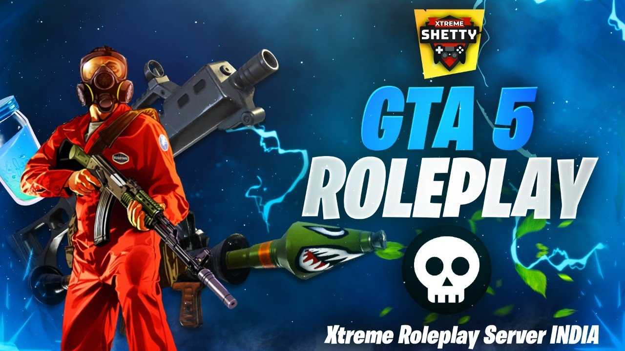 GTA 5 - Xtreme India Roleplay - Late Night??