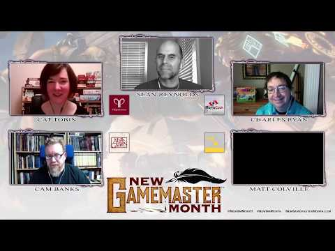 New GM Advice for New Gamemaster Month