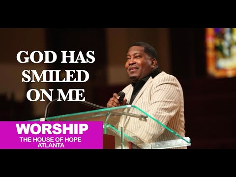 God Has Smiled On Me Song By Dr. E. Dewey Smith