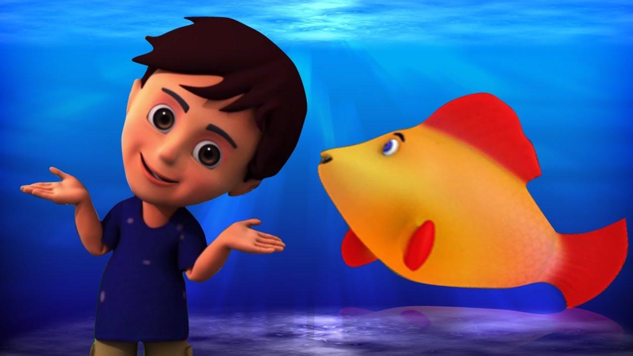 Machli Jal Ki Rani Hai | मछली जल की रानी है | Hindi Rhyme | Kids Tv India |  Hindi Nursery Rhymes