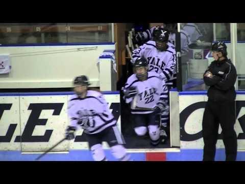 Yale Women's Hockey Motivation 2013 Fall