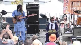 Bombino - \Tar Hani\ (Live at XPoNential Festival 2015)
