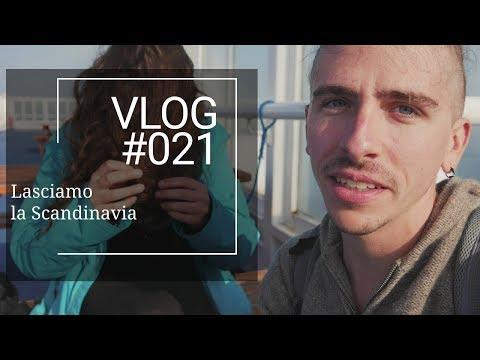 Lasciamo la Scandinavia - VLOG #021 - A Road To Live