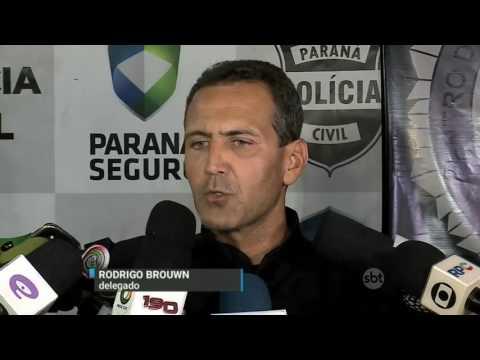 SBT Brasil (03/06/16) Polícia apreende carros de luxo em operação contra roubo de cargas