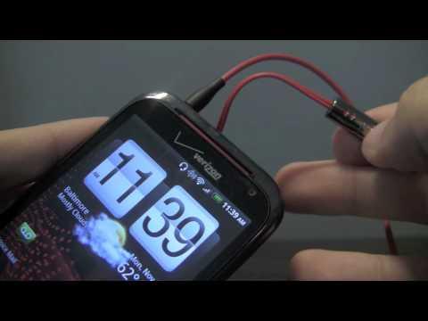 HTC Rezound Beats Audio Review