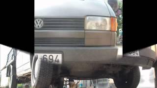volkswagen transporter t4 (katonai)