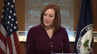 """State Department Announces New """"long-standing"""" Policy Against Backing Coups"""