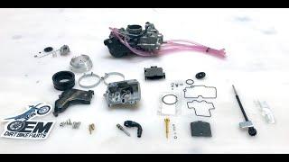 Fcr Mx Carb Parts Repair/rebuild And How To 101