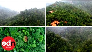 Stunning Aerials Show Malaysian Jungle Being Searched for Missing Teen