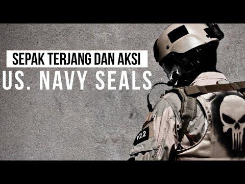 Perekrutan Dan Pelatihan US. NAVY SEALs
