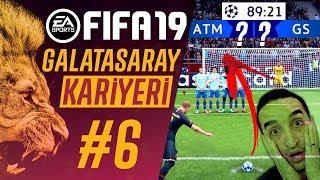 😱 Fİfa'da En İyİ Frİkİk GolÜ // Fifa 19 Galatasaray Kariyer #6