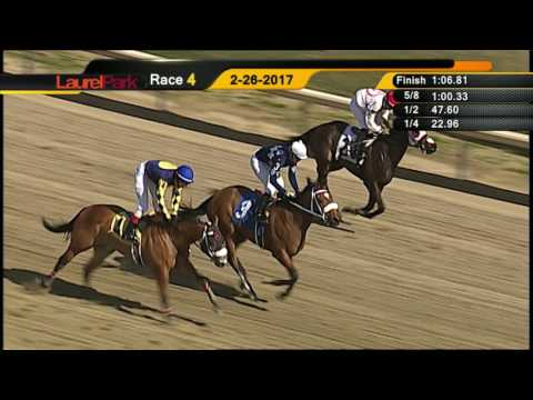 laurel park 2 26 17 replay show