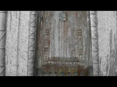 The mysterious Hannah Courtoy Tomb, Brompton Cemetery, London