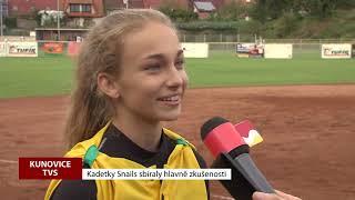 TVS: Sport 24. 9. 2018