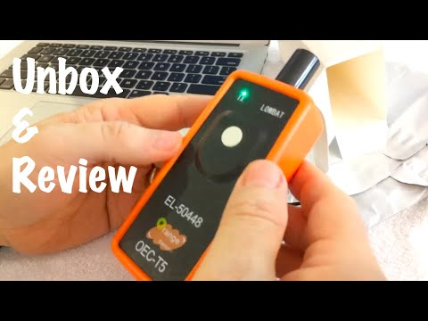 Review / Unboxing of Best Clone of the GM EL-50448 TPMS Relearn Tool