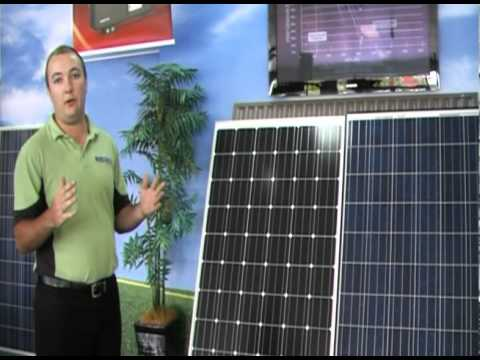 Difference Betwenn Poly Amp Mono Solar Panels Avi Www
