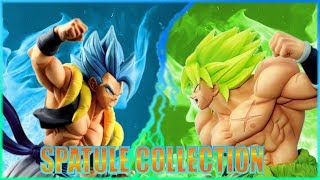 Spatule Collection - Spécial DBS Broly Septembre 2019