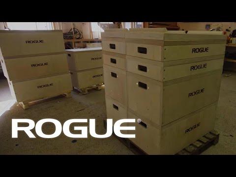 Making the EU Rogue Birch Jerk Blocks - 4k