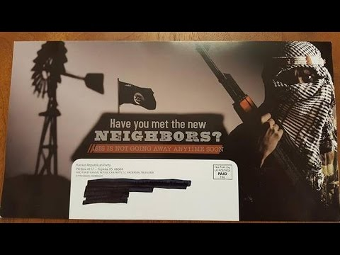Republicans Use Hateful Flier To Scare Voters
