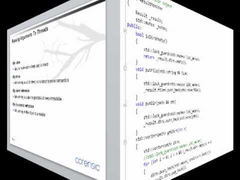 C++11 Concurrency, Part 8