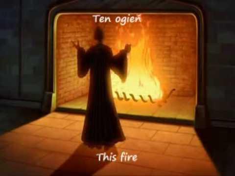 Hunchback of Notre Dame - Hellfire(Polish)