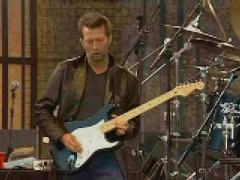 Eric Clapton  Badge  in Hyde Park 1996
