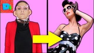 Я Тоже Хочу Быть Красивой! Маня До И После) Новое Видео На Didika Tv 2018