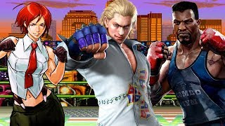 Top Ten Boxers in Fighting Games