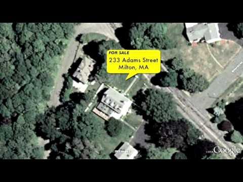 Milton, Massachusetts historic antique real estate
