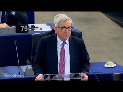 Juncker Invites U.K. to Reverse Brexit `Catastrophe'
