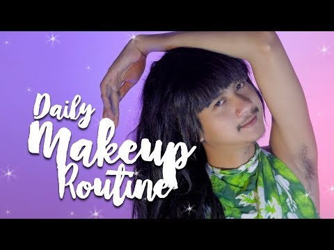 Devienna Makeup - Daily Makeup Routine (PARODY)