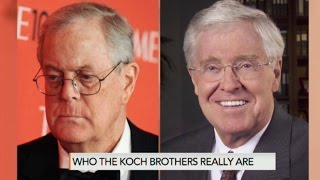 A Look Inside the Koch Brothers Family Feud