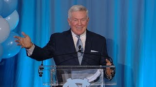 UNC Football: Mack Brown Introductory Press Conference