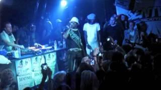 Beenie Man LIVE in Stuttgart, Sentinel Kingston Hot 17.12.2011