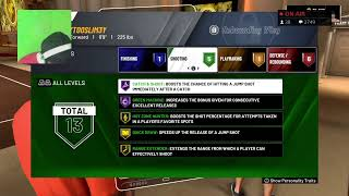 NBA 2K20 Live Stream | Halloween Clothes Out | 1.8k Sub Grind
