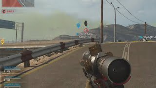 I played Warzone but there was no trees...(82 Kill Game)