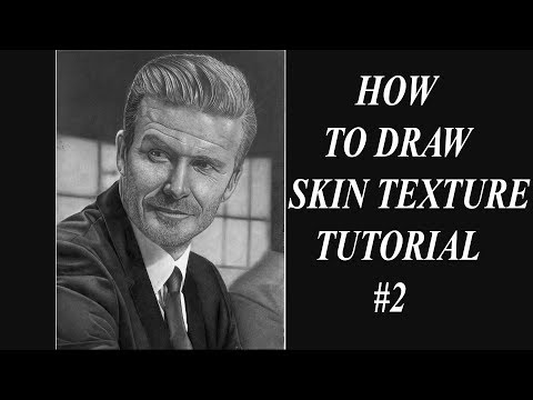 HOW TO DRAW SKIN TEXTURE-TUTORIAL #2 BY SSP